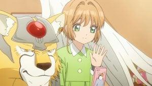 Sakura Cardcaptor Clear Card   Episodio 6 – «Sakura, el conejo y la canción de la luna»