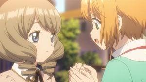 Sakura Cardcaptor Clear Card   Episodio 10 – «Sakura y el laberinto del sueño»
