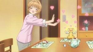 """Sakura Cardcaptor Clear Card   Episodio 2 – """"Sakura y la habitación sin salida"""""""