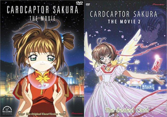 sakura cardcaptor movies