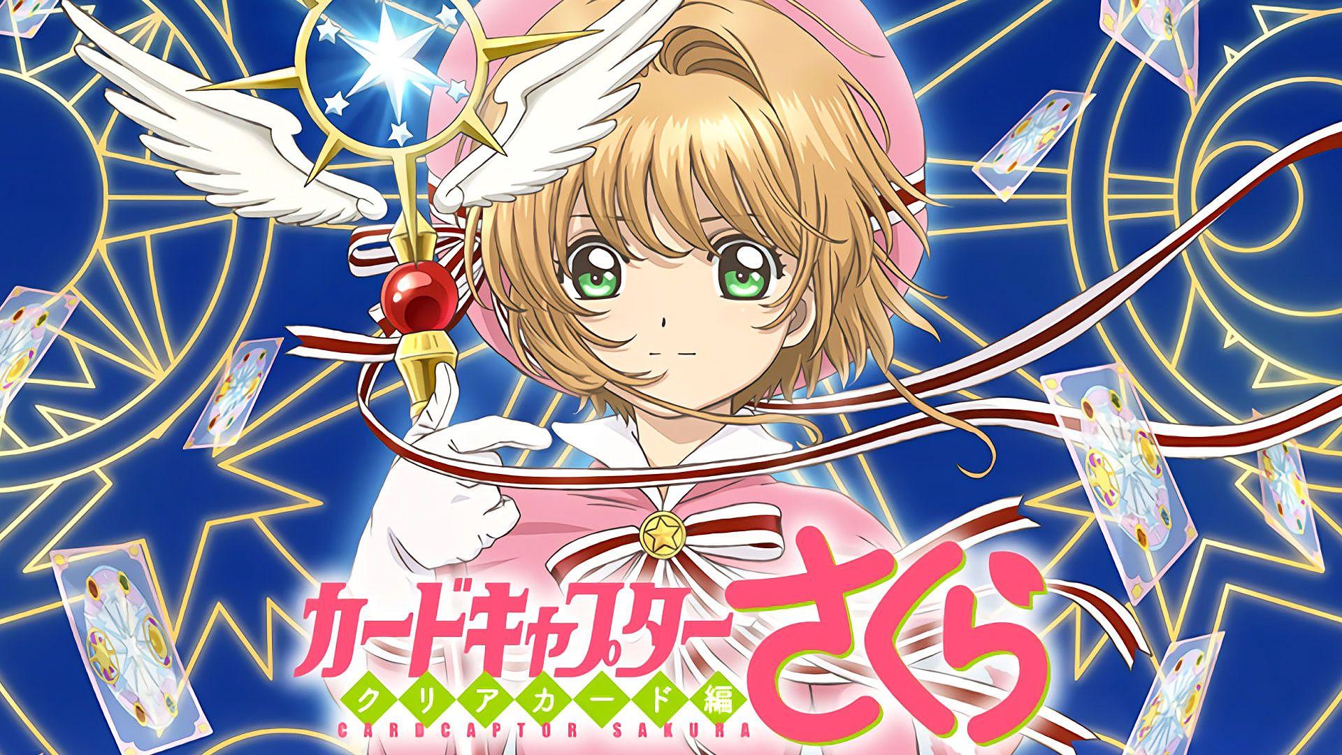 sakura cardcaptor clear card serie episodios