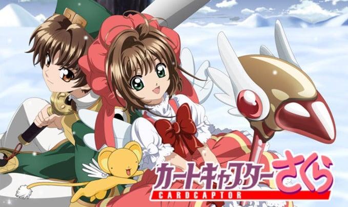 Sakura Cardcaptor serie español latino hd