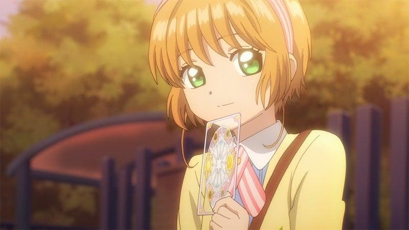 Sakura, el espejo y la llave de los recuerdos clear card episodio 21