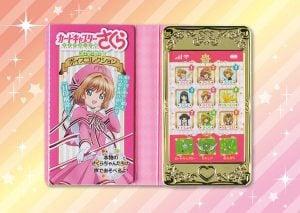 """Un dispositivo al estilo """"Smartphone"""" inspirado en Cardcaptor Sakura: Clear Card"""