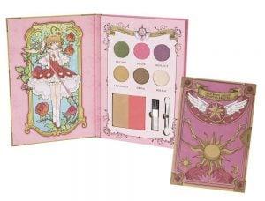 Cardcaptor Sakura llega con una preciosa colección de cosméticos en lotería.