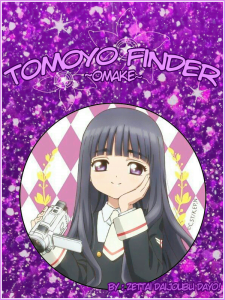 "Sakura Cardcaptor Clear Card Omake - ""Tomoyo Finder"""
